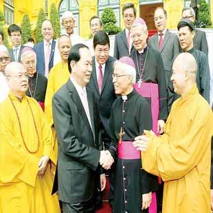 Cử nhân tôn giáo học - văn bằng 2 KHXHNV