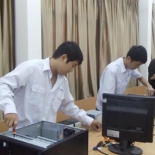 Quản trị mạng máy tính - Cao đẳng Giao thông vận tải Trung ương VI