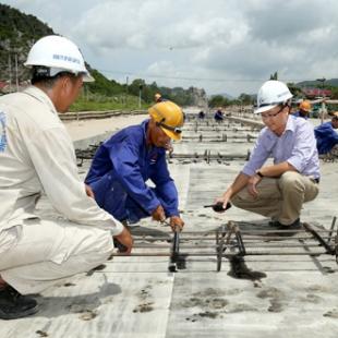 Trung cấp Xây dựng cầu đường bộ - Cao đẳng Giao thông vận tải Trung ương VI