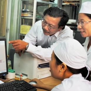 Thạc sĩ Quản lý bệnh viện - Trường Đại Học Y Tế Công Cộng