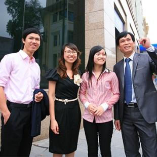 Thạc sĩ Quản trị kinh doanh - Trường Đại học Tôn Đức Thắng