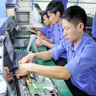 Cử nhân thực hành công nghệ kĩ thuật điện - điện tử TV