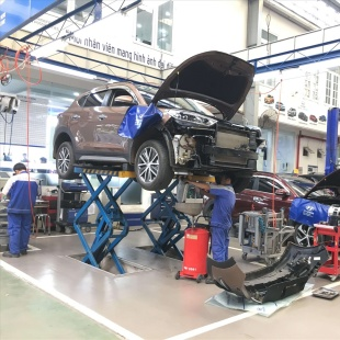 Cử nhân thực hành công nghệ kỹ thuật ô tô NSG