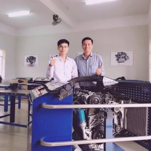 Kỹ sư Công nghệ kỹ thuật điều khiển và tự động hóa - Cao đẳng công nghệ cao đồng an