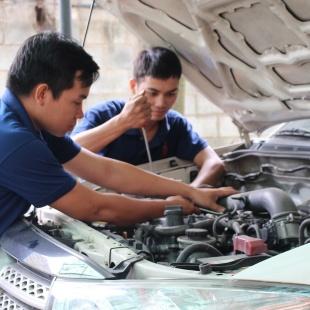 Kỹ sư Công nghệ ô tô - Cao đẳng cơ điện Phú Thọ