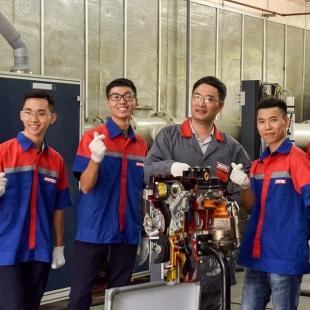 Thạc sĩ Kỹ thuật Cơ khí Động lực - Đại Học Công Nghiệp Hà Nội