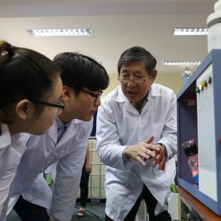 Thạc sĩ Công nghệ Nano - Đại học Việt Nhật - ĐHQGHN