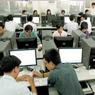 Cử nhân thực hành tin học quản lí CĐKT