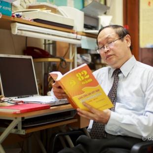 Thạc sĩ Lịch sử Đảng Cộng sản Việt Nam - Đại học Khoa học Xã hội và Nhân văn - ĐHQGHN