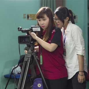 Cử nhân thực hành báo chí đa phương tiện VOV