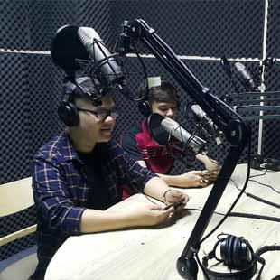 Cử nhân thực hành công nghệ phát thanh truyền hình VOV