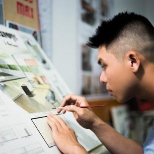 Cử nhân thực hành Thiết kế nội thất - Cao đẳng Việt Mỹ