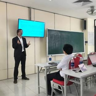 Thạc sỹ Quản trị Tài chính Việt - Pháp - Trường Đại học Rennes 1