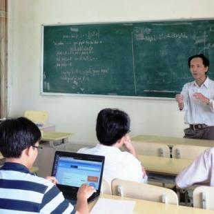 Tiến sĩ Toán Hình học - Topo - Đại học Khoa học Tự nhiên – ĐHQG Hà Nội