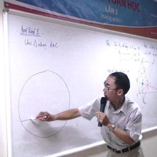 Tiến sĩ Toán Lý thuyết xác suất và thống kê toán học - Đại học Khoa học Tự nhiên – ĐHQG Hà Nội