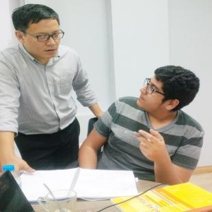 Tiến sĩ Toán cơ sở toán học cho tin học - Đại học Khoa học Tự nhiên – ĐHQG Hà Nội