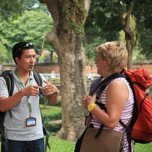 Cử nhân từ xa Quản trị dịch vụ du lịch và lữ hành _ Từ xa trực tuyến - Đại học Mở Hà Nội
