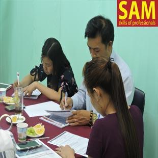 Hoạch định nhu cầu vật tư Trường Đào tạo Kỹ năng Quản lý SAM