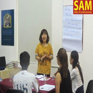 Ký năng quản lí thời gian Trường Đào Tạo Kỹ Năng Quản Lí SAM