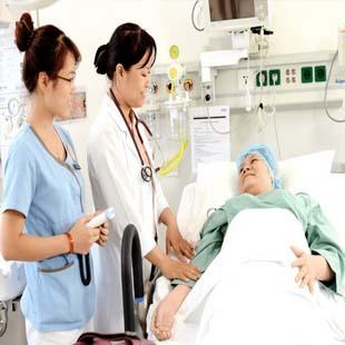 Cử nhân y tá điều dưỡng SEOJEONG