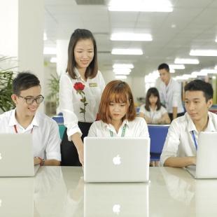 Kỹ sư thực hành Ứng dụng phần mềm - Cao đẳng nghề Bách Khoa Hà Nội
