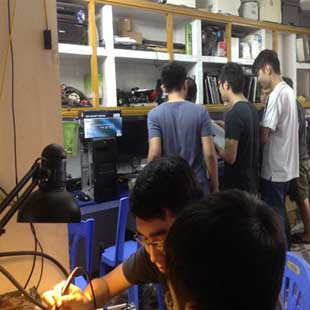 Cử nhân thực hành công nghệ kỹ thuật máy tính NSG