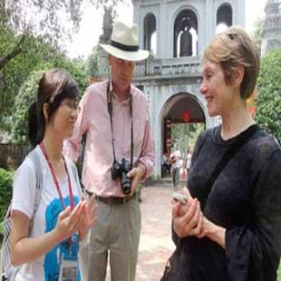 Cử nhân thực hành hướng dẫn du lịch NSG