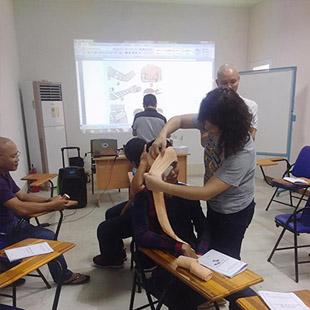 Cử nhân thực hành cấp cứu FSG