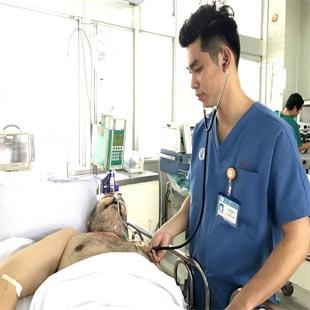 Cử nhân thực hành y tá FSG