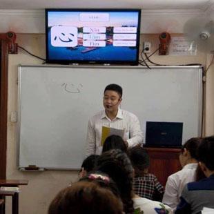 Tiếng Trung giao tiếp - Chương trình B Trung tâm tiếng Trung Hoàng Liên