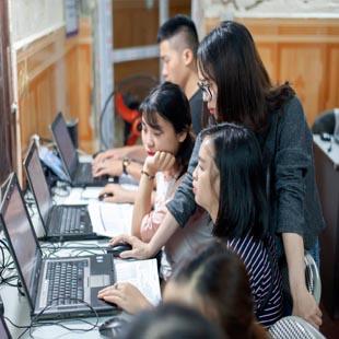 Tin học văn phòng (K15: WORD EXCDEL) Trung tâm Tin học VT