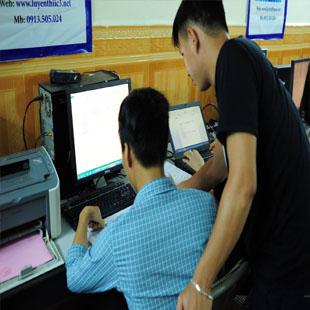 Chứng chỉ tin học Quốc tế MOS 2013-2016 Trung tâm Tin học VT