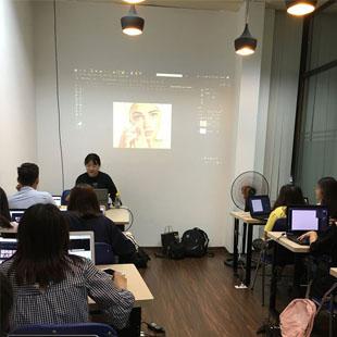 Khóa học thiết kế - Illustrator cho người mới bắt đầu Trung tâm thiết kế và nhiếp ảnh colorME
