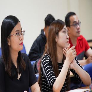 Thạc sĩ Quản trị kinh doanh MBA MCI