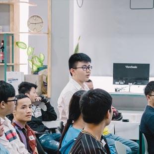 cử nhân từ xa Lập trình viên Blockchain Đại học Trực tuyến Funix