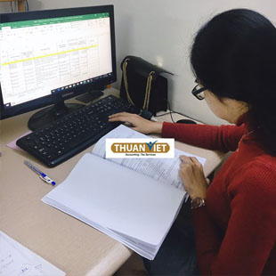 Kế toán tổng hợp thực hành trên phần mềm Excel Trung tâm kế toán thực hành Thuận Việt