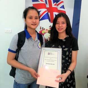 Cử nhân quản trị tài chính quốc tế BTEC