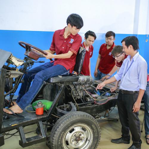 Kỹ sư Công nghệ kỹ thuật ô tô – Chuẩn quốc tế