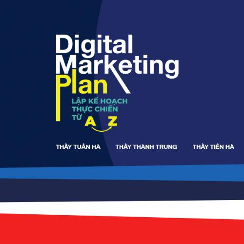 Khóa học Digital Marketing Plan (Hồ Chí Minh)