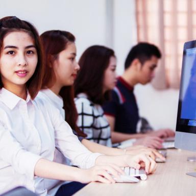 Cử nhân Kỹ thuât mạng máy tính - Đại học Duy Tân