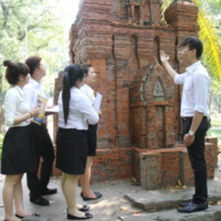 Cử nhân Quản trị lữ hành - Cao Đẳng Nghề Du Lịch Sài Gòn