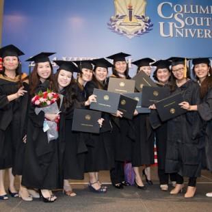 Thạc sĩ Quản trị kinh doanh - COLUMBIA SOUTHERN UNIVERSITY