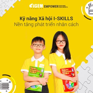 I - Skills Thiếu nhi - IGEM Learning