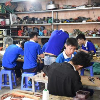 Kỹ sư Điện dân dụng - Hệ liên thông - Cao đẳng cơ điện Phú Thọ