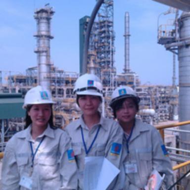 Kỹ sư Lọc hóa dầu – hệ liên thông - Đại học Mỏ - Địa chất