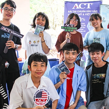 Luyện thi ACT - ACT live online