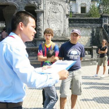 Trung cấp Du lịch - Trung cấp Việt Khoa