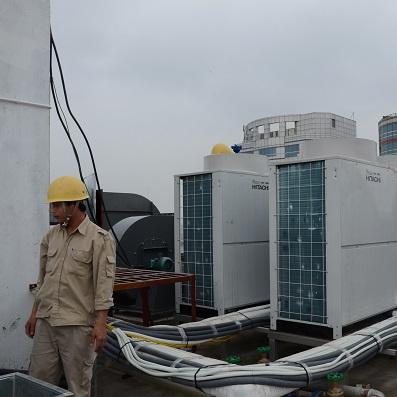 Trung cấp Kỹ thuật máy lạnh và điều hòa không khí - Cao Đẳng Nghề TP.HCM