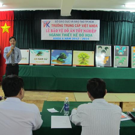 Trung cấp Thiết kế đồ họa - Trung cấp Việt Khoa