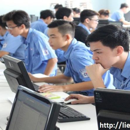 Trung cấp Tin học ứng dụng - Cao đẳng kỹ thuật Cao Thắng